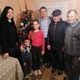 Astăzi s-a zâmbit la Galați, felicitări PES activists Galați! #zambetuldesarbatori