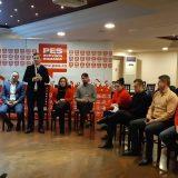 Adunarea Generală PES activists România.