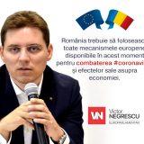 Propunerile europarlamentarului Victor Negrescu pentru combaterea#coronavirusși a efectelor sale.